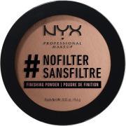 NOFILTER Finishing Powder,  NYX Professional Makeup Puder
