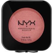 NYX PROFESSIONAL MAKEUP High Definition Blush Deep Plum