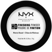 NYX PROFESSIONAL MAKEUP High Definition Finishing Powder Translucent