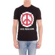 T-shirts med korta ärmar Love Moschino  M473159E1811