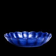 Ostronskål Stor Blå 31 cm