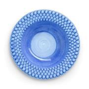 Bubbles Sopptallrik Ljusblå 25 cm