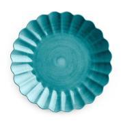 Oyster tallrik 28 cm Ocean