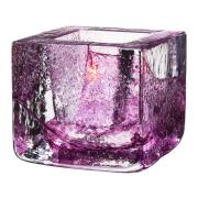 Brick ljuslykta purple