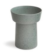 Ombria vas granite green (grön)