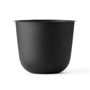 Wire Pot blomkruka svart