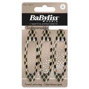 BaByliss Indispensable Klämmor/Spännen Stor klämma 3 st