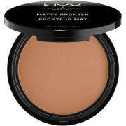 NYX PROFESSIONAL MAKEUP Matte Body Bronzer Blush Medium