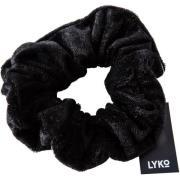 Lyko Hairscrunchie Velvet Black