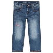 Gap Mid Wash Denim Jeans Blå 3 år