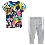 adidas Originals Superstar T-shirt och Byxor Baby Set Multifärg 9-12 m...