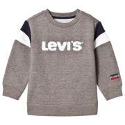 Levis Kids Tröja med Logga Grå 8 years